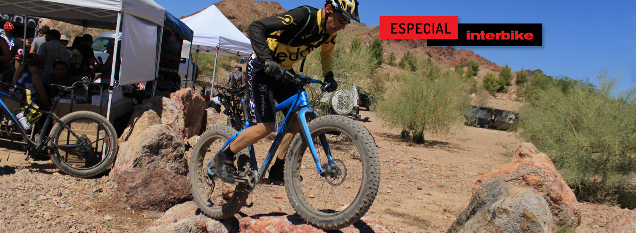 Especial Interbike 2014 - Pedaleria - Fat bike da Felt